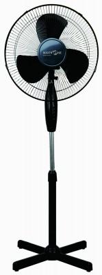 Вентилятор напольный MAX-1619-3 черный
