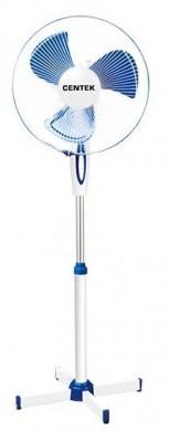 Вентилятор напольный бытовой Centek CT-5004 blue